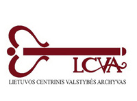 Lithuanian Central State Archive logo